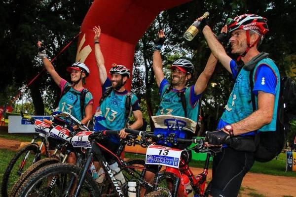 4 July: Robert Crichton: Extreme Adventure Racing in Paraguay