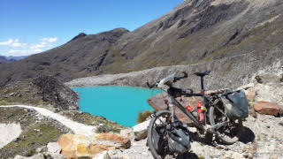 7 Mar: Retief Joubert Cycling through the Rockies and the Andes